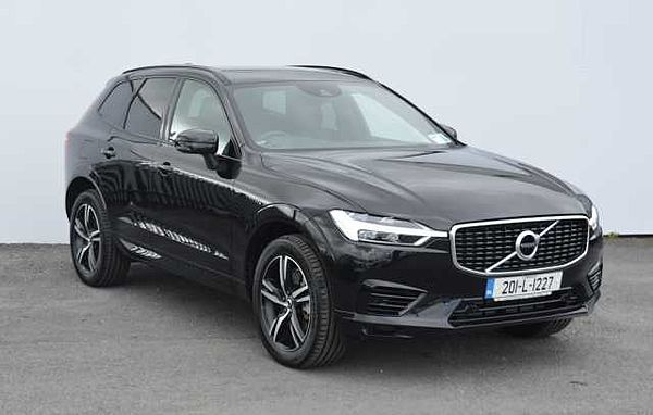 Volvo XC60 II T8 Twin Engine R-Design Automatic AWD