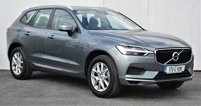 Volvo XC60 II D4 AWD Momentum Automatic