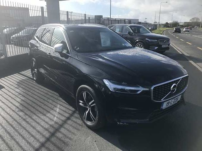 Volvo XC60 II D4 FWD R-Design Automatic