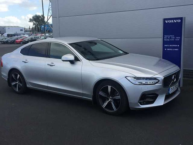 Volvo S90 D5 PowerPulse AWD R-Design Automatic