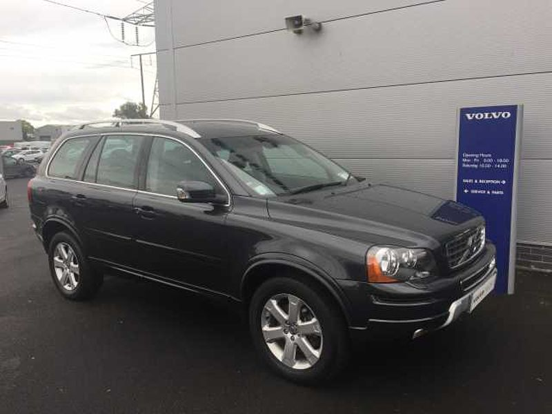 Volvo XC90 -D3 FWD (163 PS) SE G