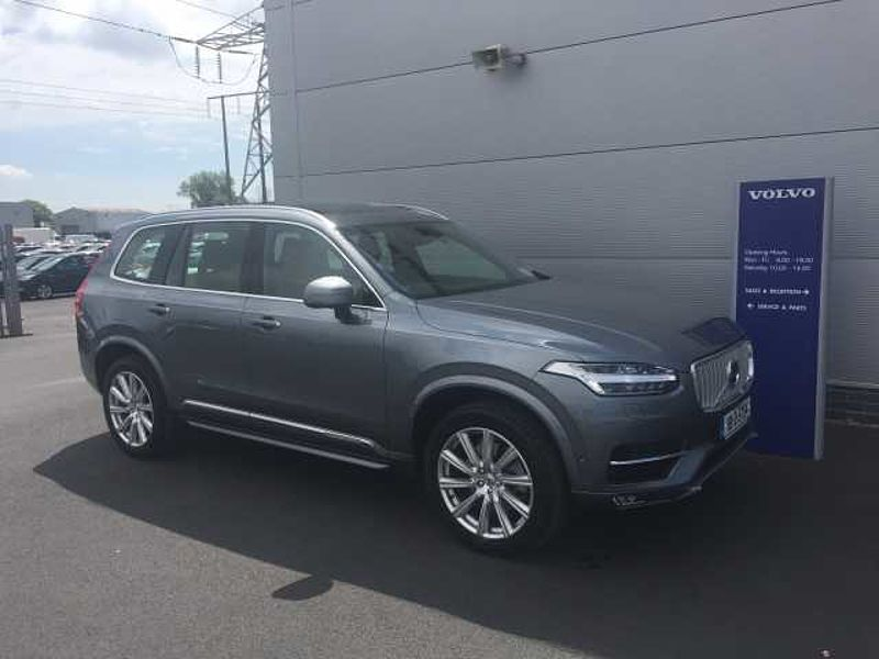 Volvo XC90 II D5 PowerPulse AWD Inscription Automatic